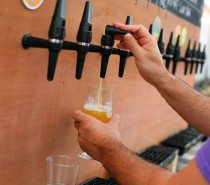 Three Bristol breweries compete for the title of England's best brewing city