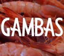 GAMBAS pop-up restaurant: Sunday, April 15th