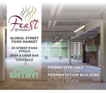 Feast at Finzels: Friday, July 13th