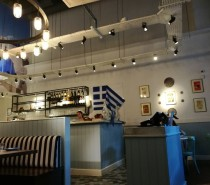 The Real Greek, Cabot Circus: Review