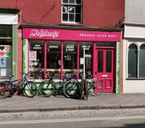 Mr Lahey's Organic Juice Bar, Picton Street: Review