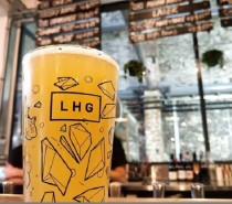 Left Handed Giant brewpub opens at Finzels Reach