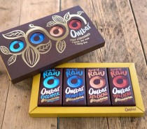 Win one of three Ombar chocolate gift boxes!