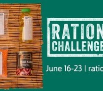 I'm taking part in the Ration Challenge – this is what it's about