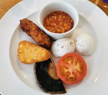 Bottomless brunch @ The Square Kitchen: Review