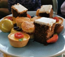 Afternoon tea @ The Bristol Hotel: Review