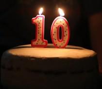 Happy 10th birthday to Bristol Bites!