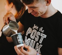 FREE Oatly hot drinks in Bristol for Veganuary!