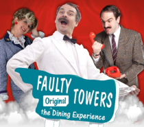 Faulty Towers the Dining Experience at Mercure Bristol Brigstow