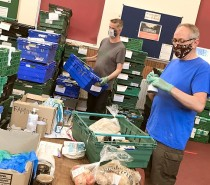 Worrying stats from Bristol and South Gloucestershire foodbanks
