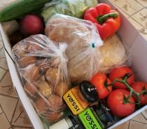 Yossi Foods Falafel Meal Box: Review