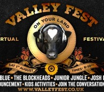 Join Valley Fest online on August 1st, 2020