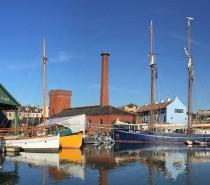 New Dawn Traders sets sail for Bristol