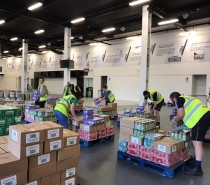 Amazing COVID-19 response from FareShare South West!