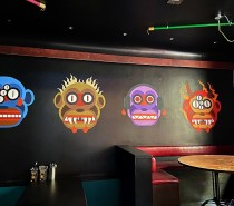 Four Wise Monkeys opens on October 2nd