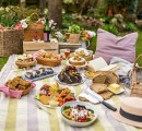 Perfect al fresco food from Bristol's All About The Cooks!