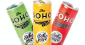 *CLOSED* – Win 30 cans of SOHO drinks!