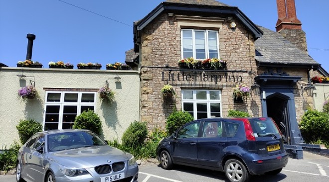 The Little Harp Inn, Clevedon: Review