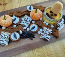 My Ciao Gusto Halloween recipe challenge…