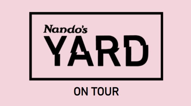 Nando's Yard on Tour: upcoming party for Bristol students!